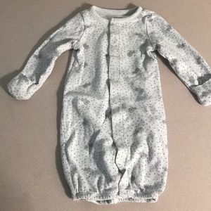 Carters snap up sleep sack